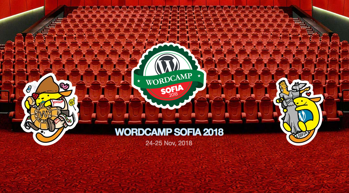 WordCamp Sofia 2018