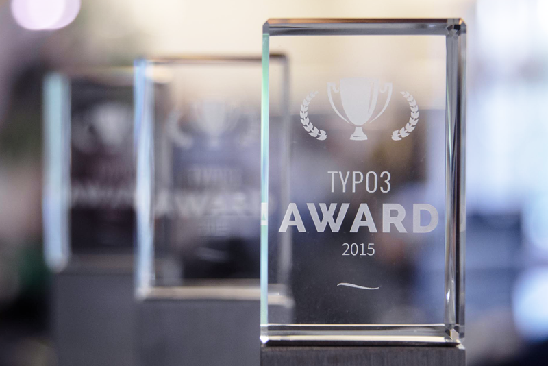 TYPO3-Awards 2015 dkd Internet Service GmbH